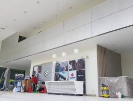 Suzuki Car Showroom @ North Dagon